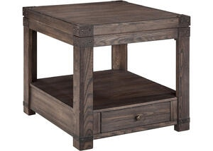Corydon Rectangle End Table