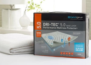 BEDGEAR King Dri-Tec Mattress Pad