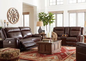 Brice 3 Pc. Power Living Room