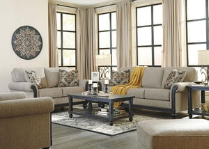 Marlowe 3 Pc. Living Room w/Sleeper Sofa