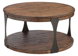 Round Cocktail Table Aspen