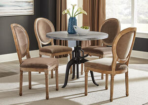 Rhea Nutella 5 Pc. Dinette by Scott Living