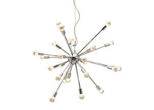 Astronomic Ceiling Lamp Gray