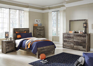 Ethan 7 Pc. Twin Bedroom