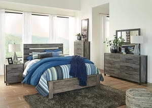 Urbana 7pc Queen Bedroom