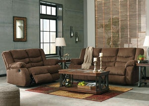 Talen Chocolate 2 Pc. Living Room