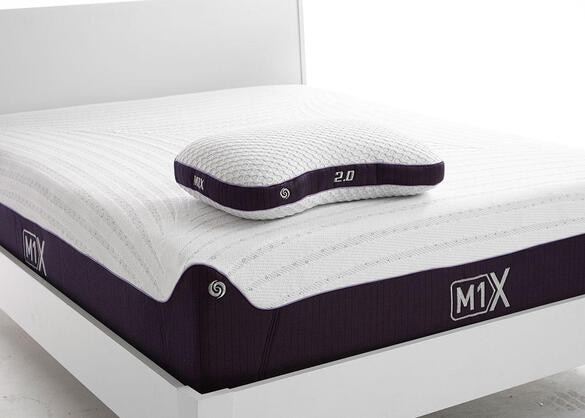 BEDGEAR M1x 1.0 Pillow