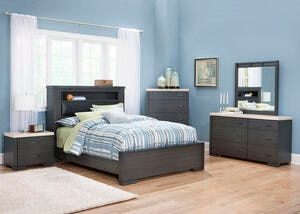 DANADA 7PC QUEEN BEDROOM