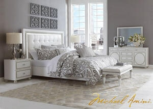Sky Tower 5 Piece Queen Bedroom