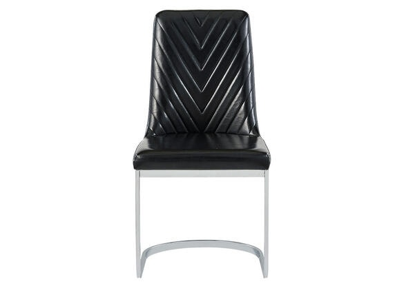 Rossi Black Side Chair