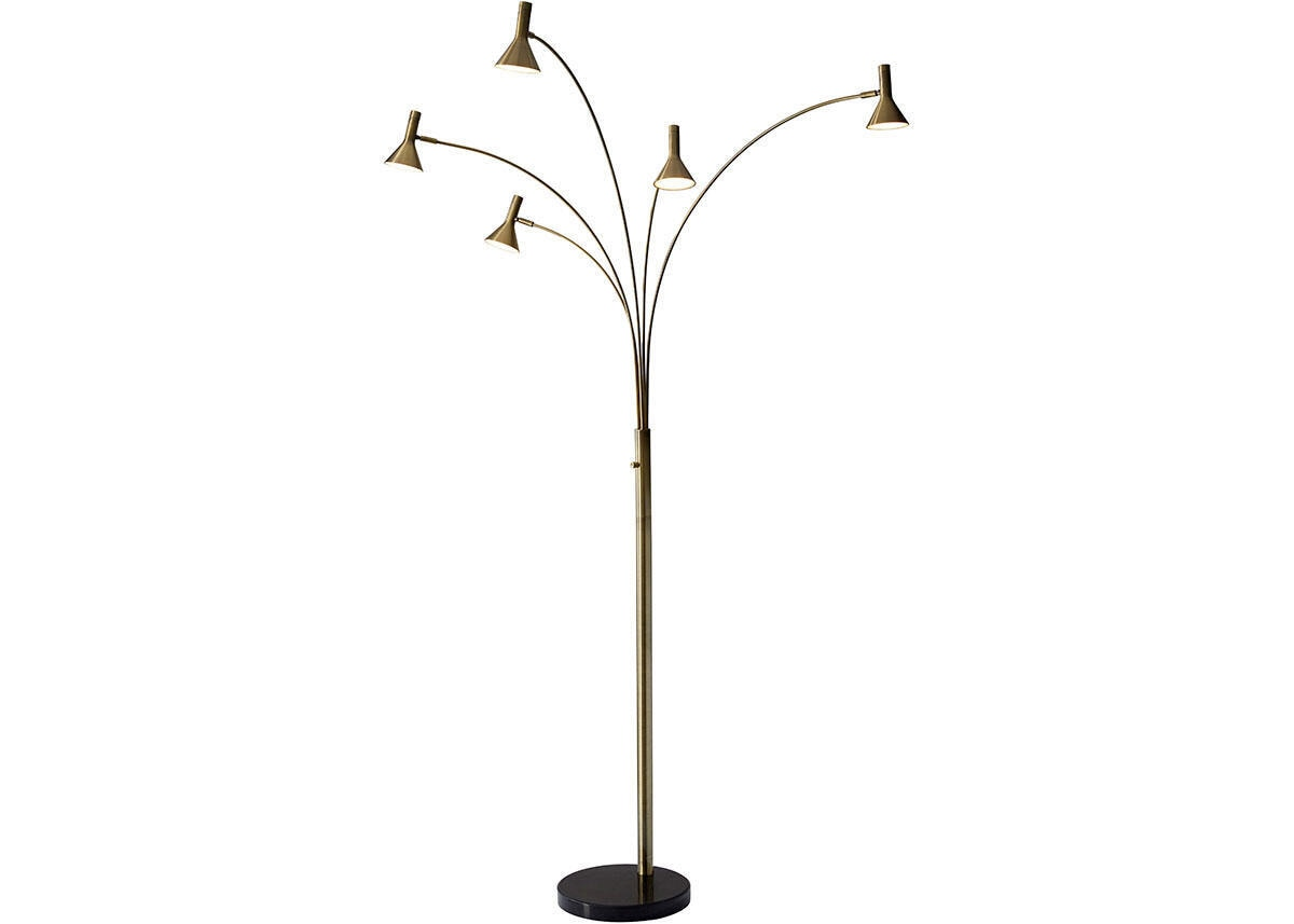 Maddock Arc Floor Lamp
