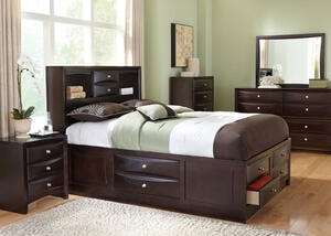Welden 7 Pc. Queen Bedroom