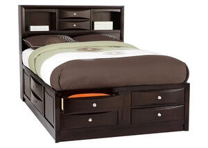 Welden King Bed