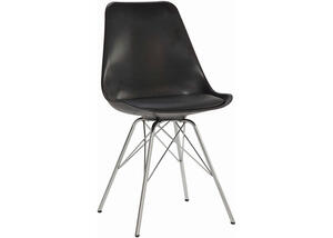 Lowry Black Dining Chair