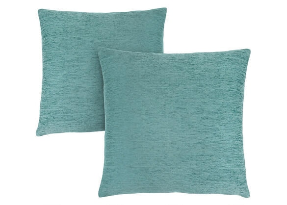 Solid Blue Pillow