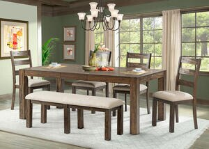 Highland 6pc Dinette