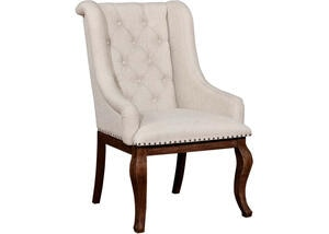 Glen Cove Java Arm Chair by Scott Living