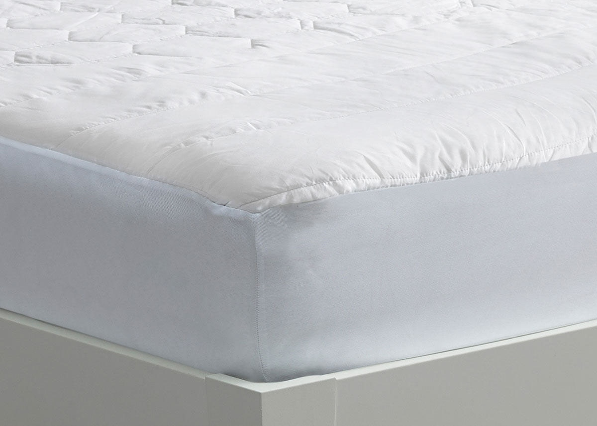 BEDGEAR King Hyper Cotton Mattress Pad