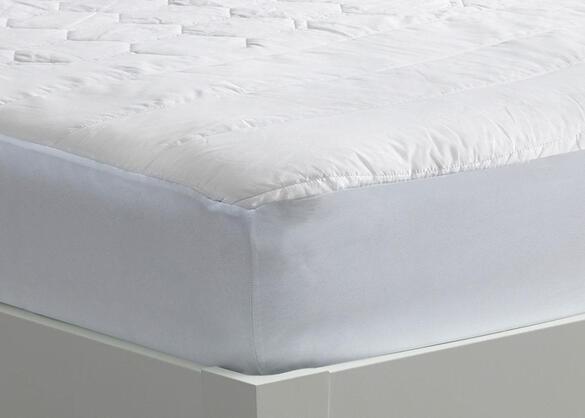 BEDGEAR Queen Hyper-Cotton Mattress Pad - The RoomPlace