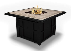 Grand River Fire Pit Table