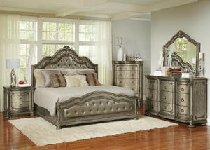 Majestic 7 Pc. Queen Bedroom