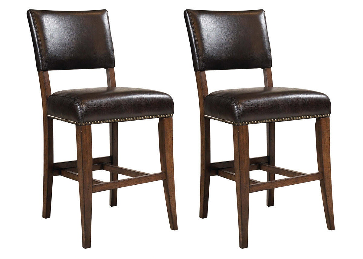 Cameron 2 Pc Parson Stool Set