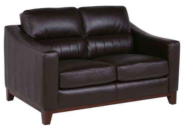 Loveseat Brown Bryant Brown