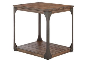 Rect End Table Aspen