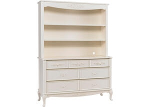Angelina French Vanilla Hutch by Dolce Babi