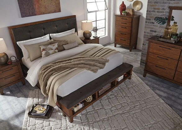 Kendall 8 Pc. Queen Bedroom