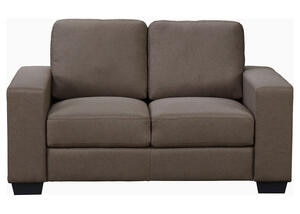 Logan Brown Loveseat