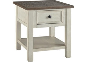End Table Arcadia