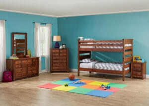 Catalina 4 PC TT BUNK CH BDRM W/NS