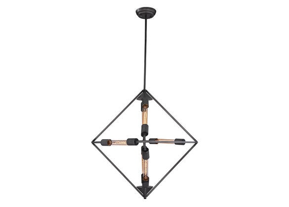 Solonor Ceiling Lamp Brown