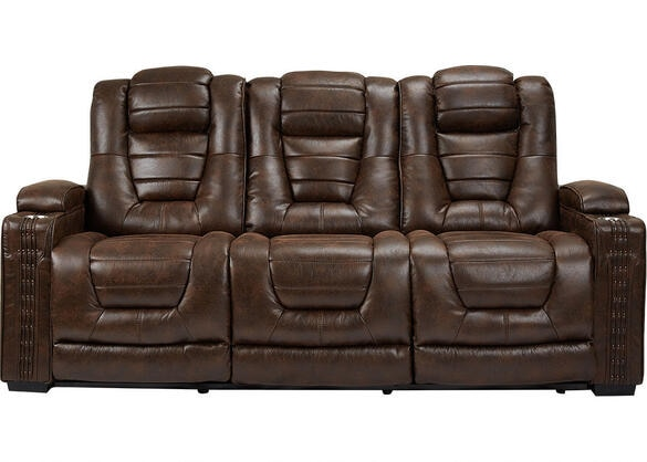 Gibson Power Sofa w/Power Headrests