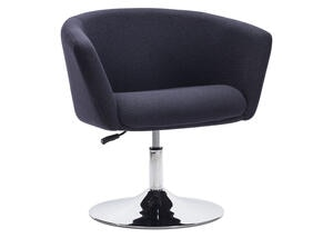 Umea Arm Chair Iron Gray Gray