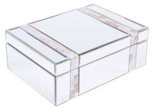 Mop Stripes Mirror Box Beige