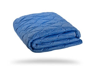 BEDGEAR Cobalt Medium Warmth Ver-Tex Climacore Blanket