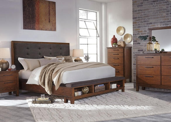 Kendall 7 Pc. Queen Bedroom