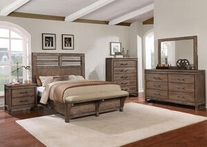 Glendale 6 Pc. Queen Bedroom