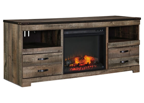 Rainier Complete Fireplace
