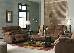 Talen Chocolate 3 Pc. Living Room