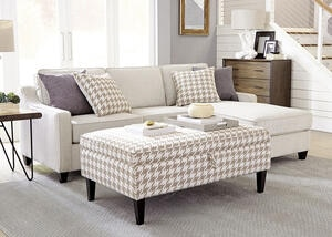 Montgomery Sofa Chaise by Scott Living