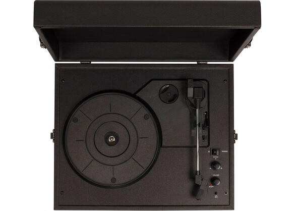 Crosley Black Voyager Turntable