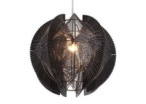 Vela Ceiling Lamp Black