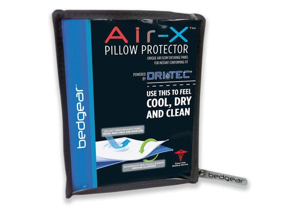 BEDGEAR 2-Pack AirX Queen Pillow Protector
