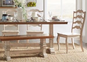 Lakewood 6pc Dinette