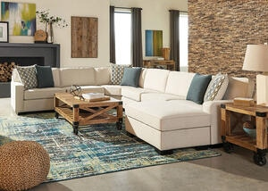 Wylder 6 Pc. Sectional by Scott Living