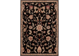 Surya Riley Black Rug - RLY5025