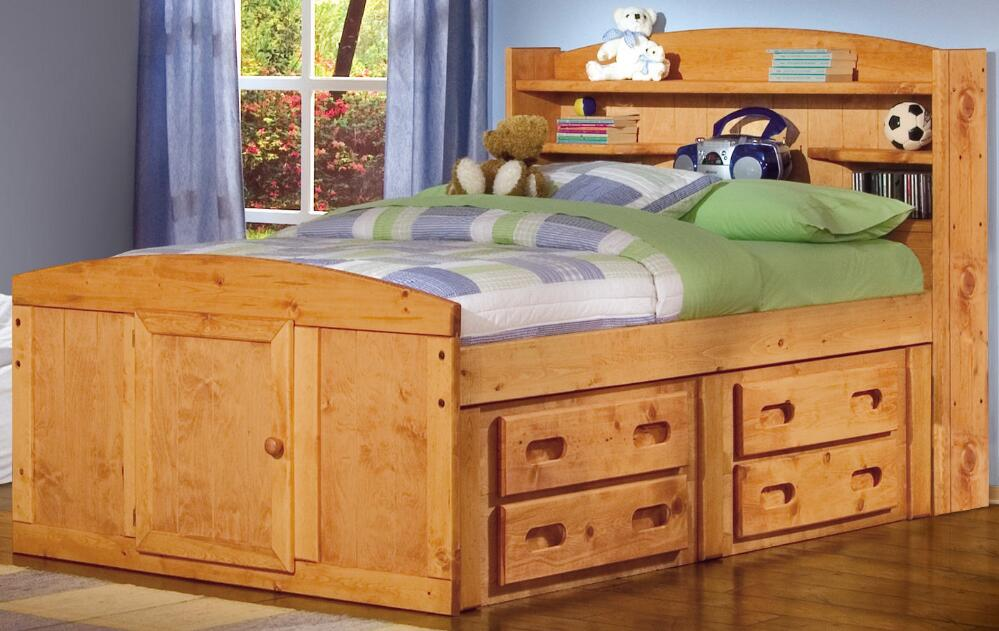 Full Size Beds for Girls, Boys & Guests